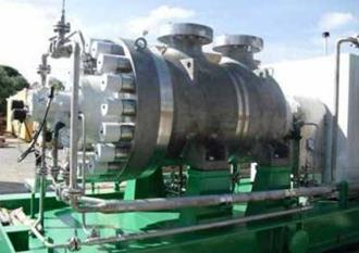 Centrifugal pumps for upstream oil and gas applications